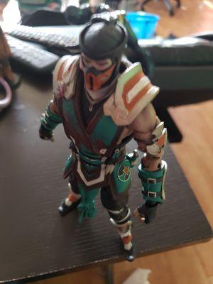 Mortal kombat sub zero figure like new for Sale in Los Angeles, CA