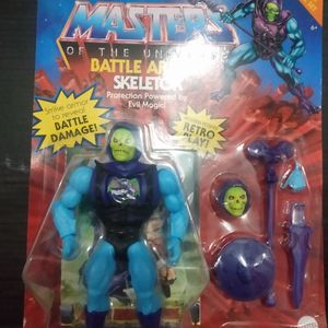 heman masters of the universe orgins skeletor deluxe battle armor action figure for Sale in Manteca, CA