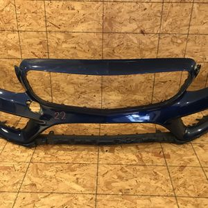 Mercedes Benz C Class 2016 Front Bumper W205 for Sale in Moreno Valley, CA