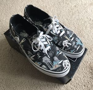 Star Wars Vans Hoth men's size 11 for Sale in Knoxville, TN