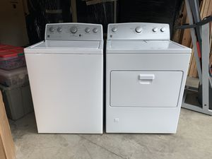 Kenmore Large Capacity Washer and Gas Dryer for Sale in Sherwood, OR