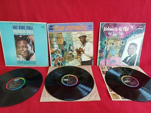NAT KING COLE VINYL RECORDS for Sale in Oceanside, CA