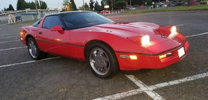 89 Chevy Corvette only got 68k (6sp Rare) NICE for Sale in Tacoma, WA
