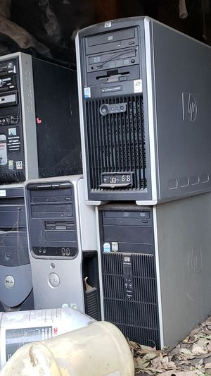 Desktop computer classic for parts or refurbish for Sale in Fontana, CA