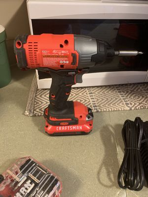 Craftsman drill set for Sale in OH, US