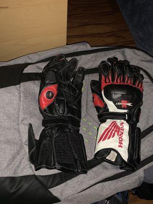 Joe Rocket Honda Racing Gloves (MED) for Sale in Redwood City, CA