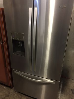 "Whirlpool Refrigerator 36"" Free Warranty for Sale in Vancouver, WA"