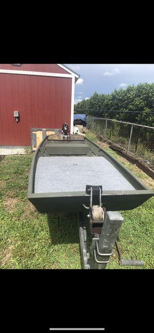 12ft Jon boat for Sale in Tampa, FL