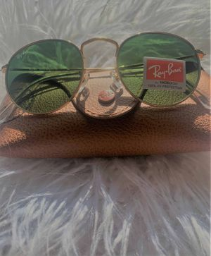 Brand New Authentic RayBan Round Sunglasses for Sale in San Francisco, CA