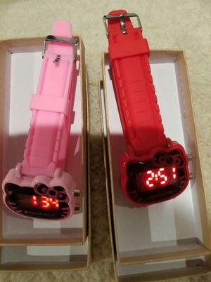 Hello Kitty watch $20each for Sale in Lincoln Acres, CA