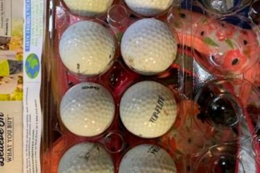 6 Boxs of Golf Balls And 9 loose golf balls & golf tees for Sale in Seattle,  WA
