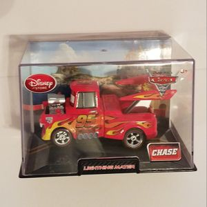 "Disney Store Pixar Cars 2 Lightning ""Mater Chase"" Die Cast Car for Sale in Corona, CA"