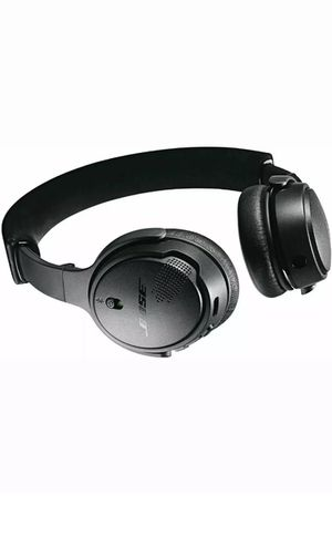 NEW UNOPENED Bose Sound Link On-Ear Bluetooth Wireless Headphones Triple Black for Sale in Tracy, CA