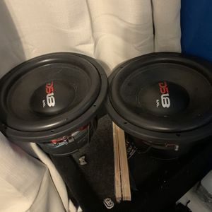 """12"""" Bass Subwoofer 🔊 Ds18 Exl for Sale in Miami, FL"""