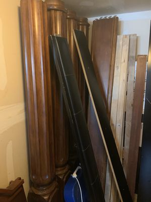 Brown Bed frame for Sale in Barksdale Air Force Base, LA