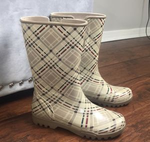 Sperry Top Sider Rain Boots for Sale in OLD RVR-WNFRE, TX