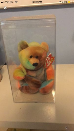 Garcia beanie baby '95 for Sale in Silver Spring, MD