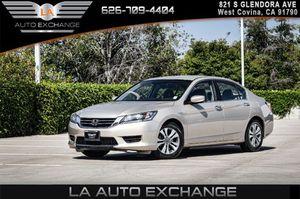 2013 Honda Accord Sdn for Sale in West Covina, CA
