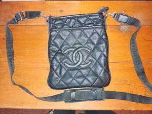 Vintage Black Chanel Bag for Sale in Tyngsborough, MA