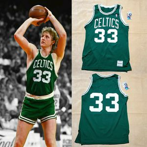 80's pro cutt Sand Knit larry Bird celtics Jersey Sz-M bruins red sox nike starter champion for Sale in Henderson, NV