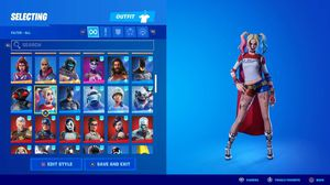 PlayStation Fortnite Account for Sale in Los Angeles, CA