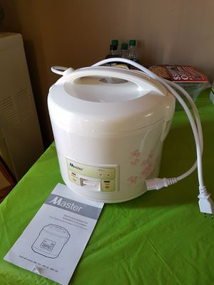 Rice Cooker like new for Sale in Lodi, CA
