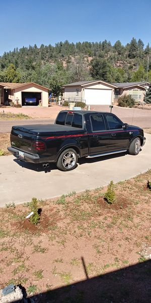 Ford 2002 f-150 Harley-Davidson for Sale in Star Valley, AZ