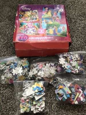 Puzzles and games. for Sale in Rockwall, TX