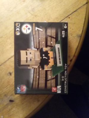 NFL Big Been and Antonio Brown collectable 3d puzzle (construction toy) for Sale in Arvada, CO