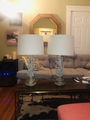 Coral Table Lamps for Sale in Boston, MA