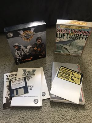 Vintage War Computer Games for Sale in Montpelier, VA