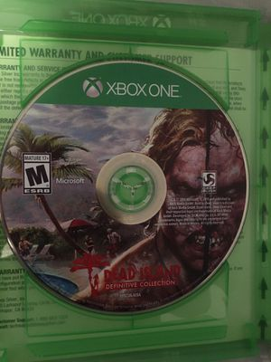 Xbox one games for Sale in San Jose, CA