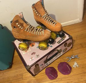 Moxi Lolly Roller Skates - Size 8 for Sale in Los Angeles, CA