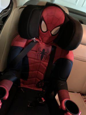 Spider-Man car seat for Sale in Shreveport, LA