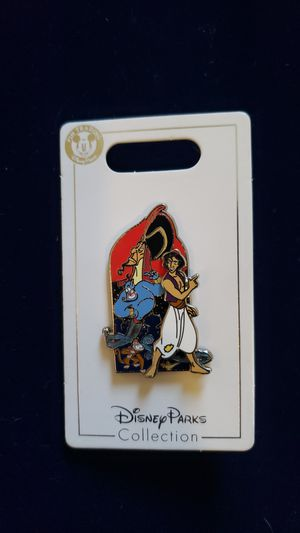 Aladdin Disney Trading Pin for Sale in Los Angeles, CA
