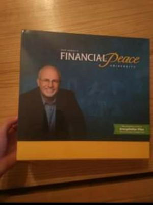 NEW DAVE RAMSEY'S FINANCIAL PEACE UNIVERSITY MEMBER KIT for Sale in Hannibal, MO