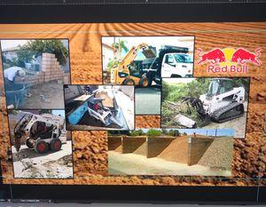 Demolición bobcat Tierra for Sale in Santa Ana, CA