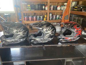 Motorcycle helmets, HJC for Sale in Zephyrhills, FL