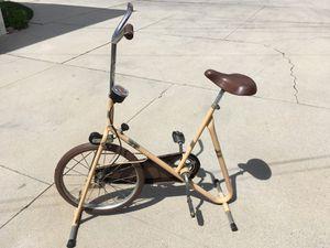Vintage exercise bike for Sale in Gardena, CA