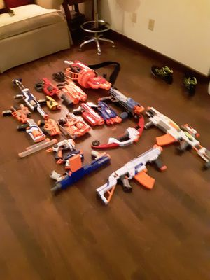 Nerf guns for Sale in Noblesville, IN