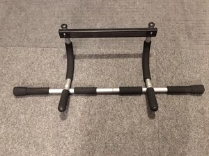 Doorway Workout Bar Pull Up Bar Total Body for Sale in Campbell, CA