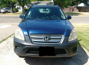 2005 Honda CRV w/ Full Sound System for Sale in Sacramento, CA