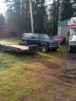 89 Ford Ranger 4x4 for Sale in Aberdeen,  WA