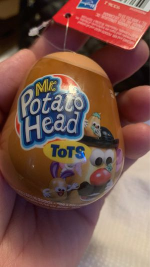 Mr Potato Head Tots Collectible Figures; Mini Collectible Toys for Kids Ages 3 & Up; Mr. Characters for Sale in Las Vegas, NV