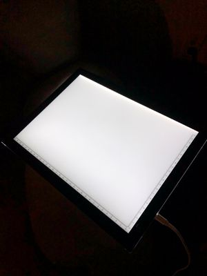Light Board for tracing pictures, drawing ✍️ for Sale in Richmond, VA