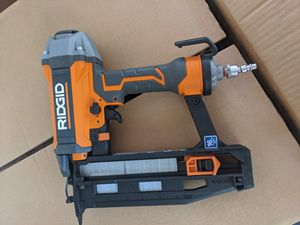 Ridgid 16 gauge nail gun for Sale in Coral Gables, FL