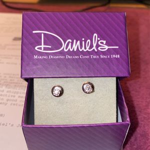 Diamond Earrings (ICE) for Sale in Huntington Beach, CA