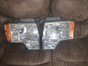 F-150 headlights for Sale in Midlothian, TX