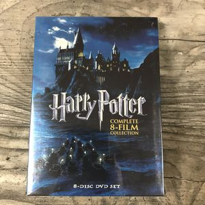 Harry Potter full series 1-8 for Sale in San Diego, CA