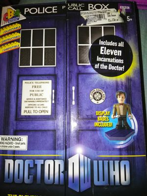 Dr who collectable for Sale in Lynchburg, VA
